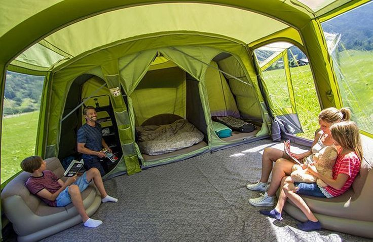 Top 10 Best Large Camping Tents of 2017 - Family Camping Tent Reviews - https://noblerate.com/best-large-camping-tents/