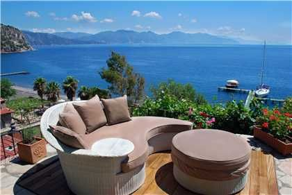 Villa Florya Waterfront Boutique Hotel - Kumlubuk/Marmaris - Mugla / Small & Boutique Hotels Website