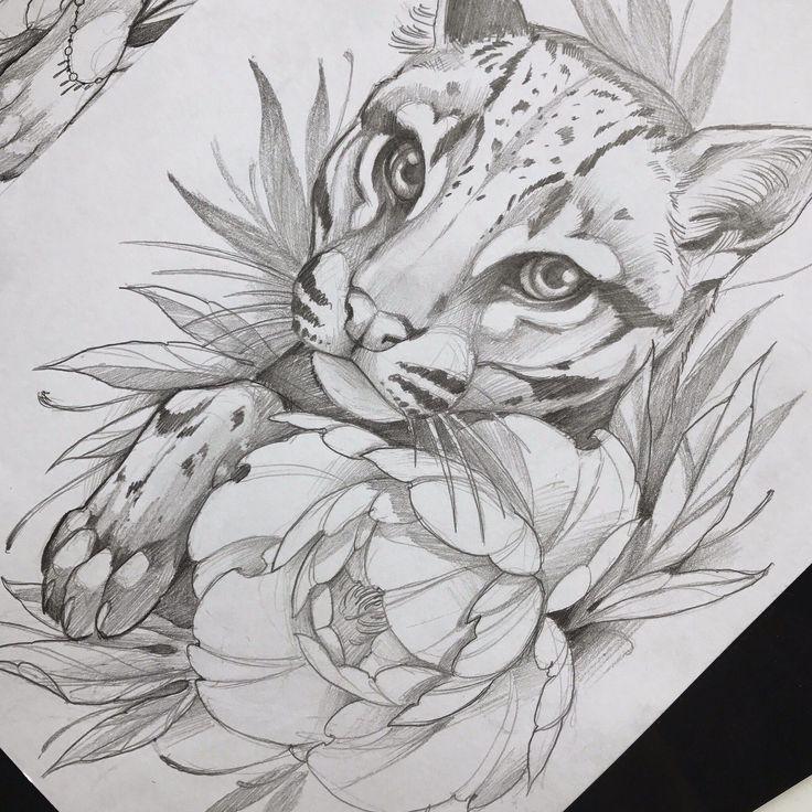 нарисовать сложные рисунки многолетние лианы