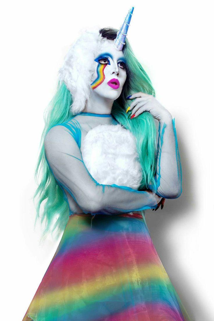 Safira Blue -  Brazil Queen