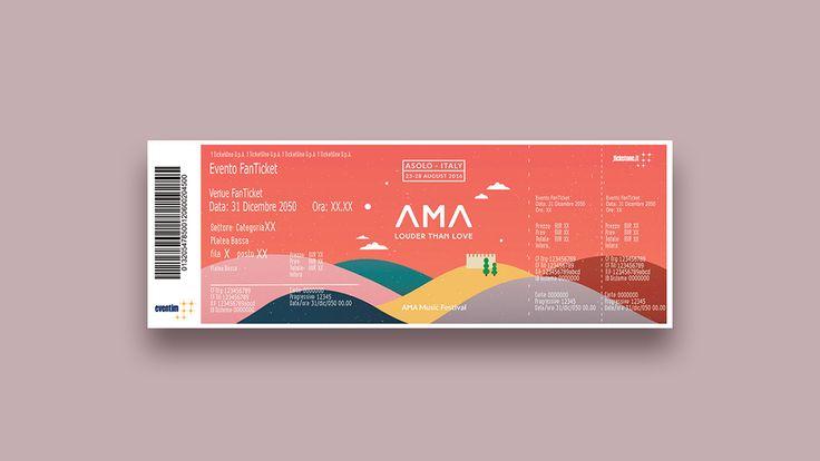 AMA Music Festival 2016 on Behance