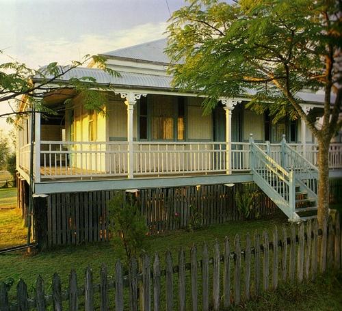 verandah with railings and skirt | Flickr - Photo Sharing!