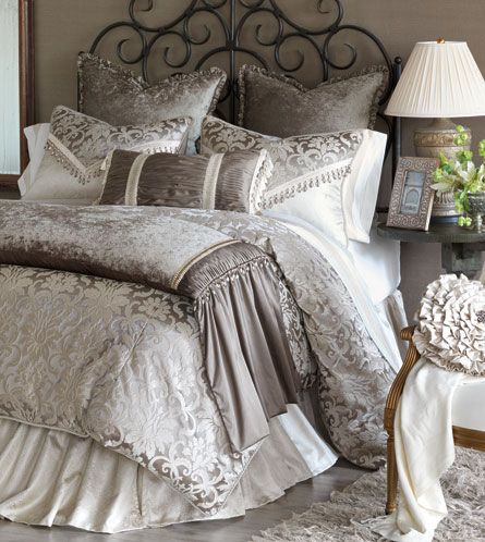 LeBlanc Collection from Eastern Accents.  I love this bedding....A new site I found, check it out!