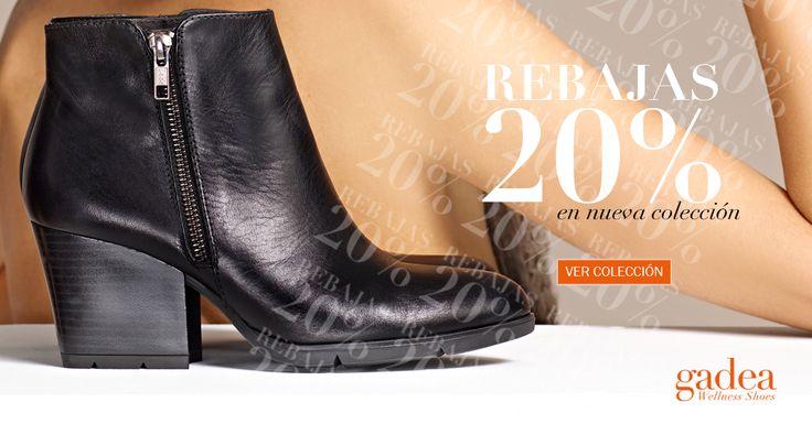 REBAJAS ¡Ahora tus Gadea al mejor precio! Visita nuestra tienda online >> www.gadeawellness.com
