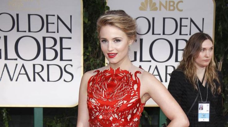 'Glee' star Dianna Agron has reportedly split from her actor boyfriend Thomas Cocquerel after nine months of dating. (Source: Reuters)