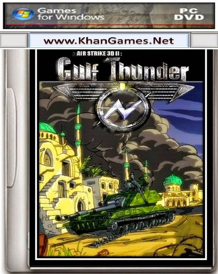 Airstrike II Gulf Thunder Game - Free Download for PC Full Version   Khan Games