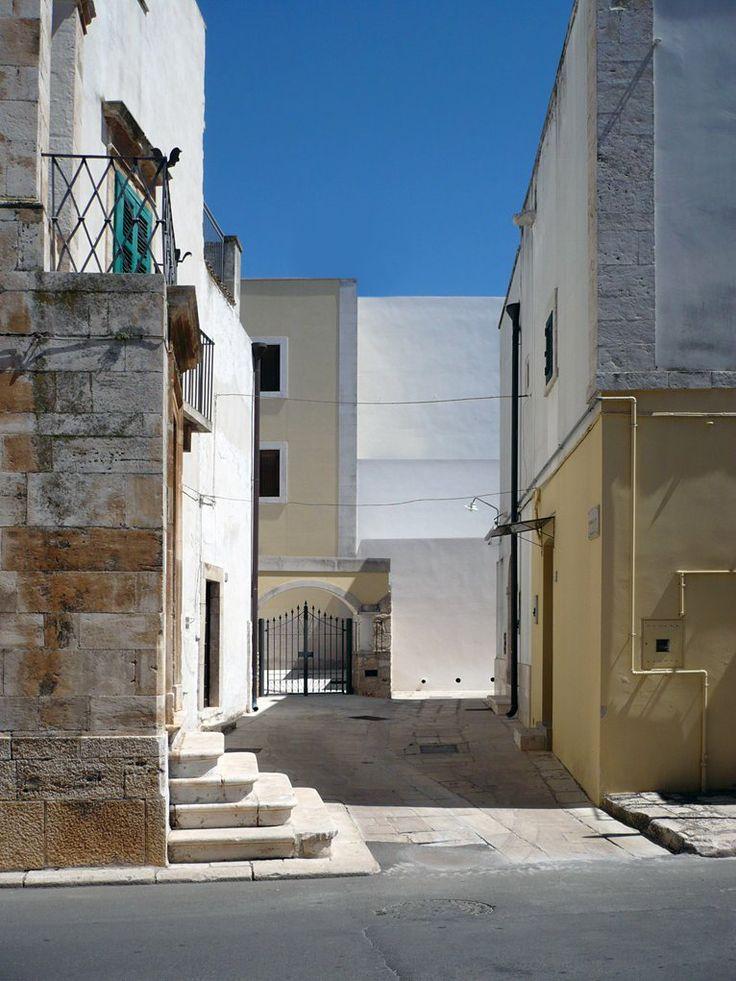 casa CM - Sammichele di Bari, Italia - 2010