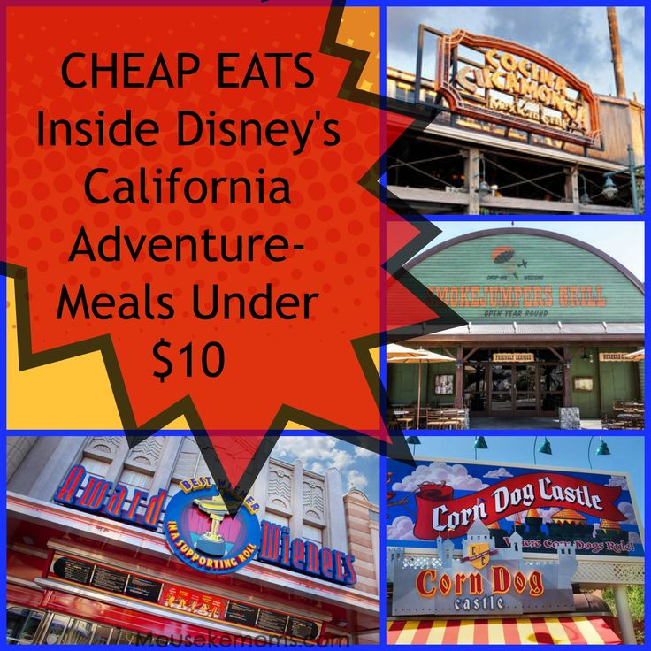 As you read in my previous article, Cheap Eats Inside Disneyland Park~ Filling Meals Under $10, I have been doing hours of research looking for nutritious filling meals under $10. I have come across quite a few reports that use what is termed as a snack for a... #californiaadventure #corndogs #food