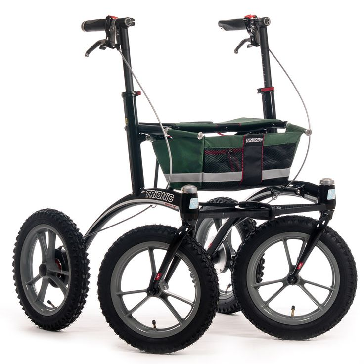 Trionic Walker 14er grön/svart/röd