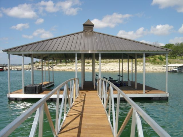 Best Floating Aluminium Pier Images On Pinterest Boat Dock - Awesome floating house shore vista boat dock by bercy chen studio
