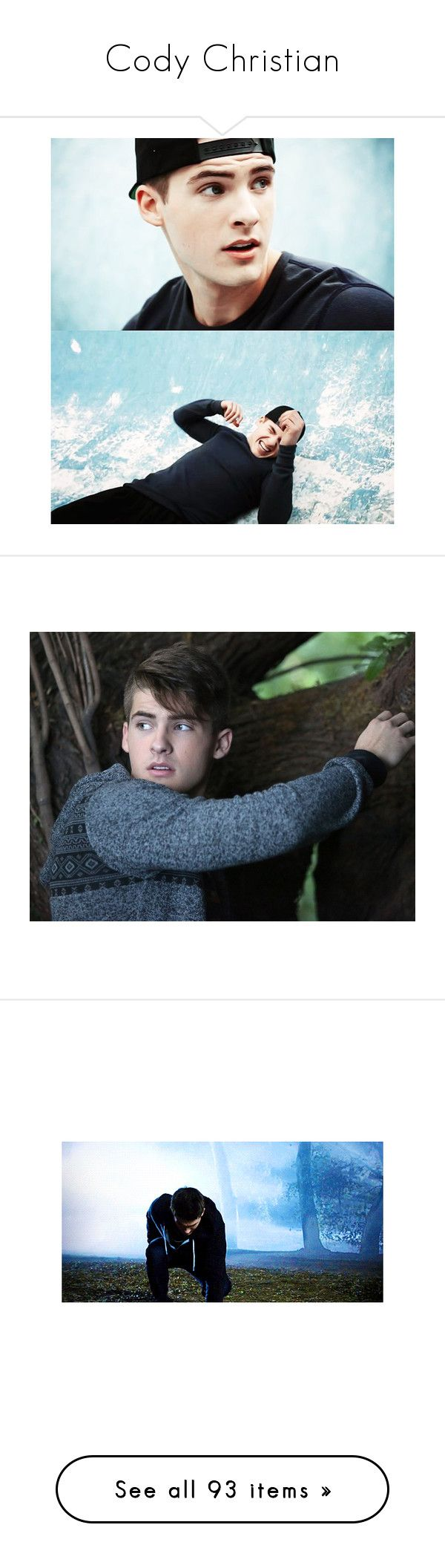 """""""Cody Christian"""" by heymisstm ❤ liked on Polyvore featuring cody christian, home, home decor, star home decor, wall art, inspirational home decor, teen wolf, pictures, dog top and tops"""