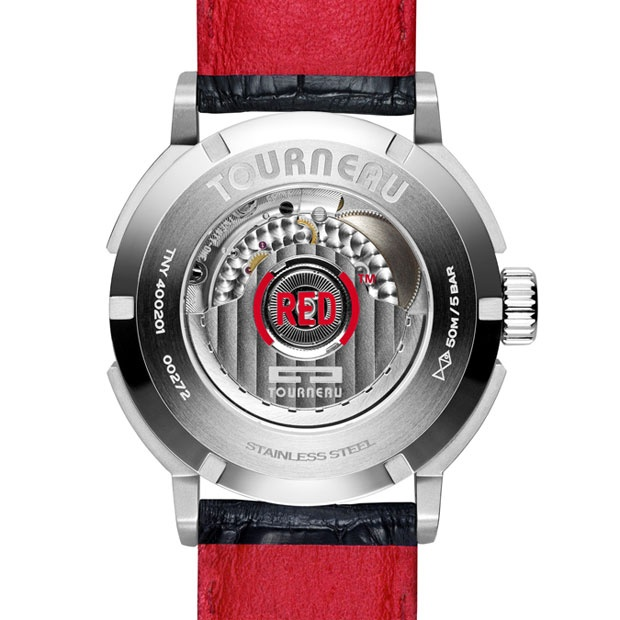 Tourneau for (RED) - Two special editions help fund the fight against AIDS
