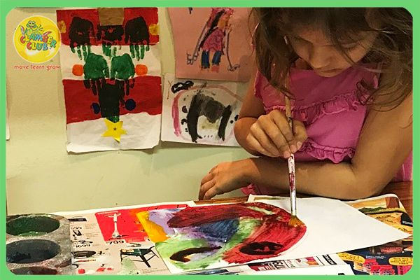 DIY Water Colour Paints. Make your own water colour paints with your children.