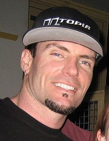 "Favorite ""rapper"" - Rob Van Winkle (Vanilla Ice)"