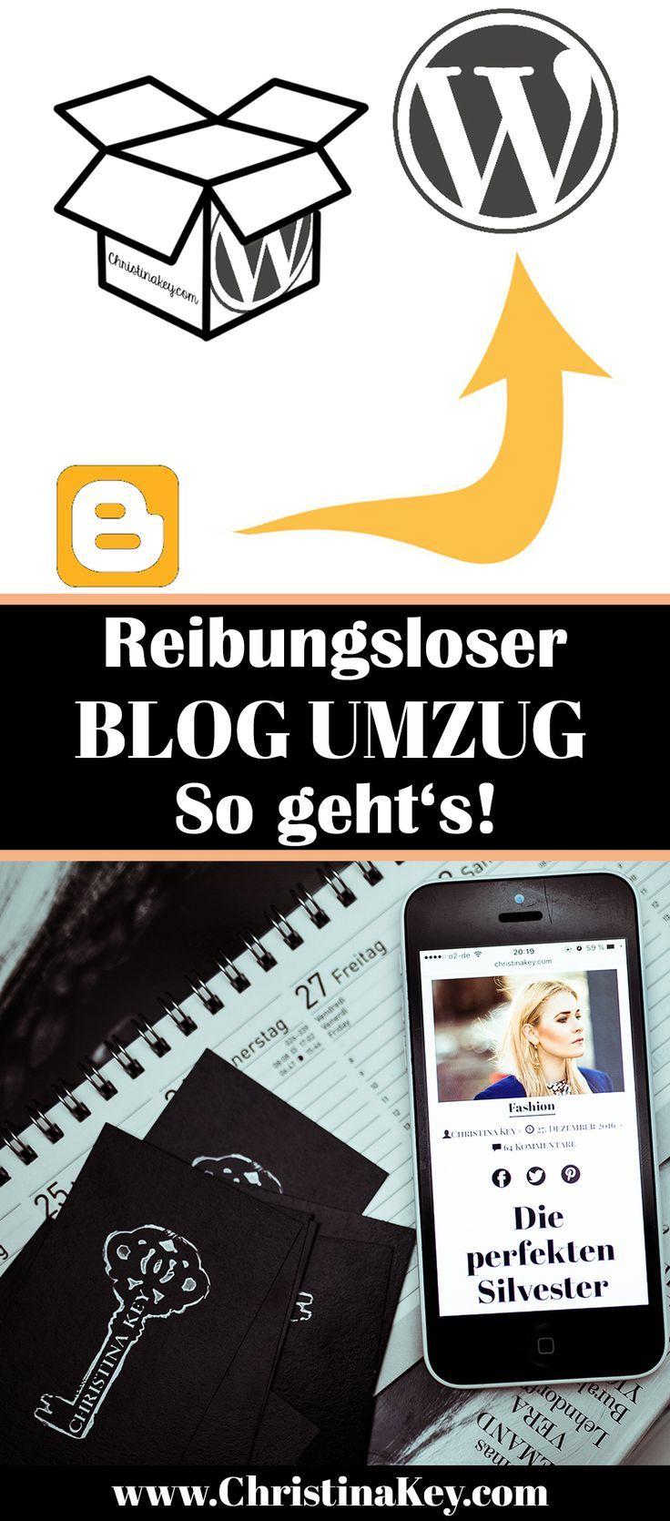 Amazing Blog Umzug von Blogger zu WordPress So einfach geht us Mit vielen Tipps u Tricks