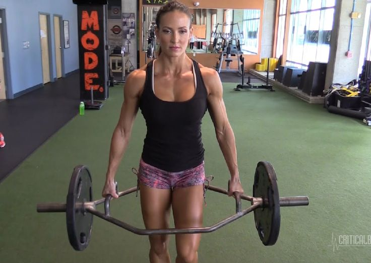 Erin Stern's BEST Exercises for Figure Champion Legs (7 of her Favorites)