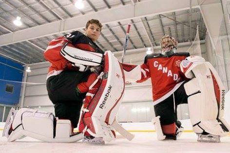 2015 goalies--Hockey Canada