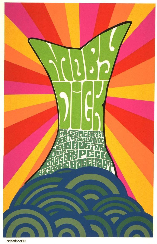 Antonio Reboiro,Moby Dick, 1968.