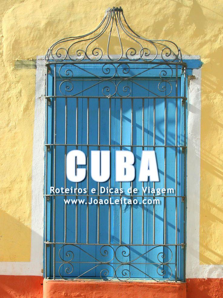 Visitar Cuba: roteiros, guia de melhores destinos para viajar, fotos, transportes, alojamento, restaurantes, dicas de viagem e mapas.