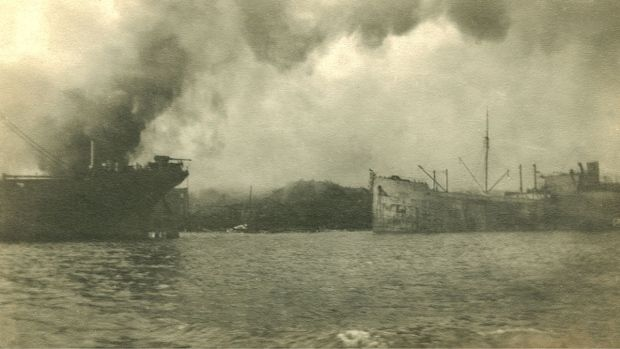 Nearly a century after it happened, new perspectives on the Halifax explosion are coming to light through a collection of photos and hand-written letters obtained by the Nova Scotia Archives