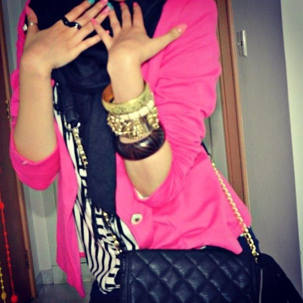 Pink&Black ♥