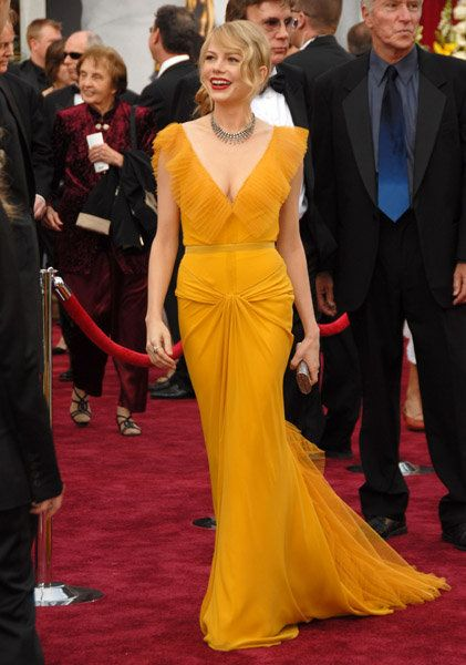 One of my favorite Oscar dresses EVER!