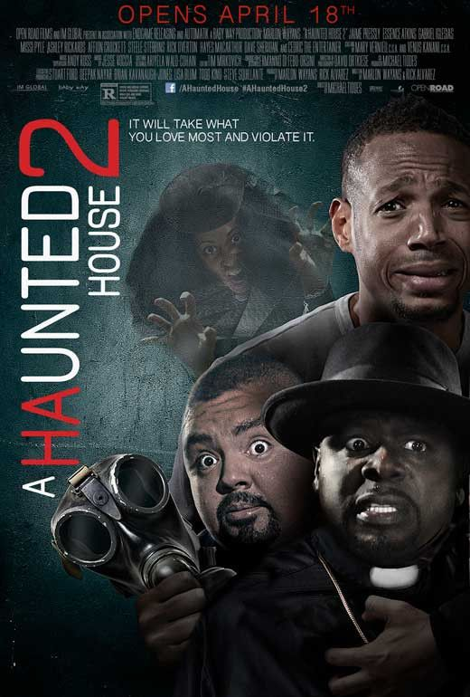 A Haunted House 2 11x17 Movie Poster (2014)