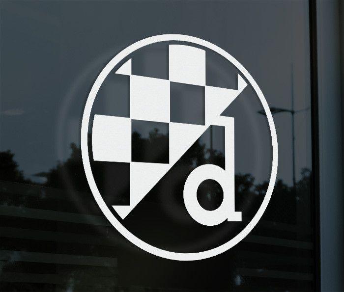 Dinamo Zagreb Croatia Germany Decal Sticker