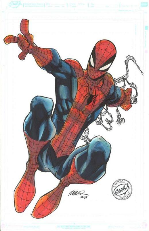 #Spiderman #Fan #Art. (Spider-Man) By: Ramos Faucher. (THE * 5 * STÅR * ÅWARD * OF: * AW YEAH, IT'S MAJOR ÅWESOMENESS!!!™)[THANK Ü 4 PINNING!!!<·><]<©>ÅÅÅ+(OB4E)