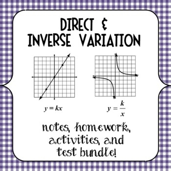 Practice Problems on Direct Variation Calculator: