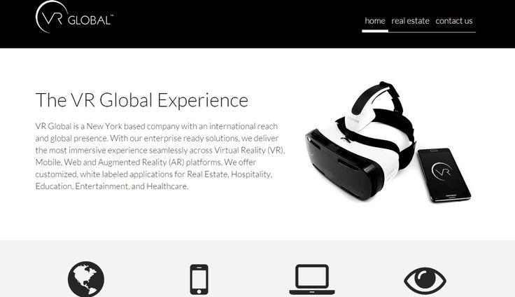 AIAC Agency for VR Global   http://vrglobal.com   http://aiac.pl  #webdesign #virtualreality #vr #blackandwhite #www #aiac