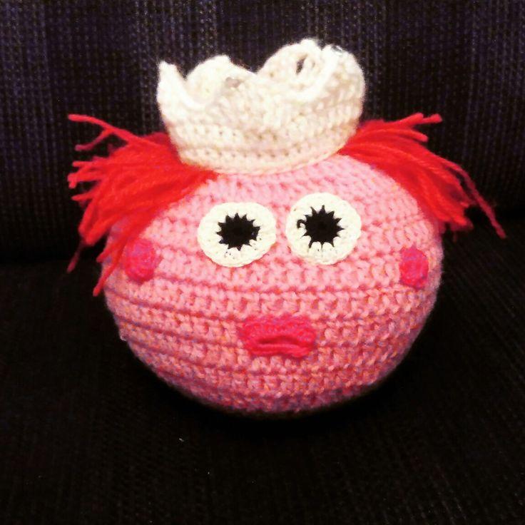 Tanhupallo #tanhupallo #virkkaus #crochet