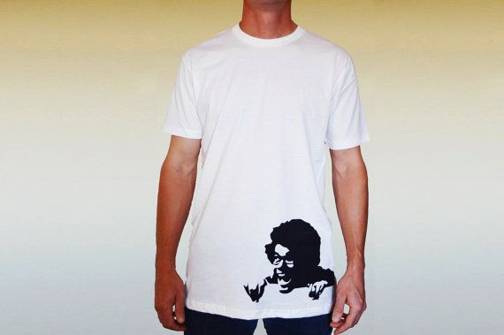 Maurice Moss  The IT Crowd  Printed T-Shirt  by TheSpottedBeard