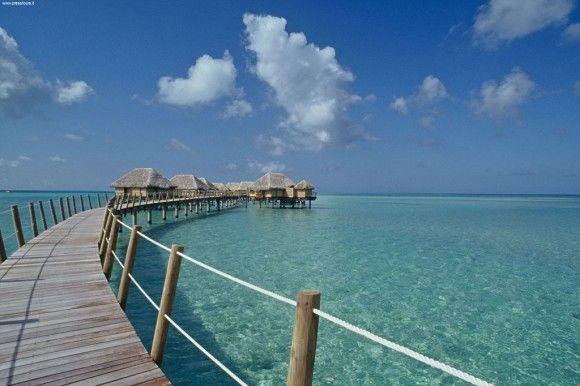 Polinesia Francese isola di Tahaa