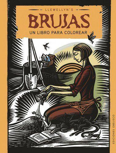 Brujas: un Libro para Colorear Llewellyn
