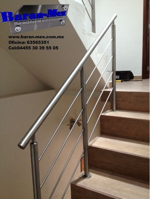 The 25 best barandas para escaleras ideas on pinterest - Barandales de escaleras ...