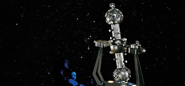 Zeiss ZPK4 Sternenprojektor © Planetarium Judenburg