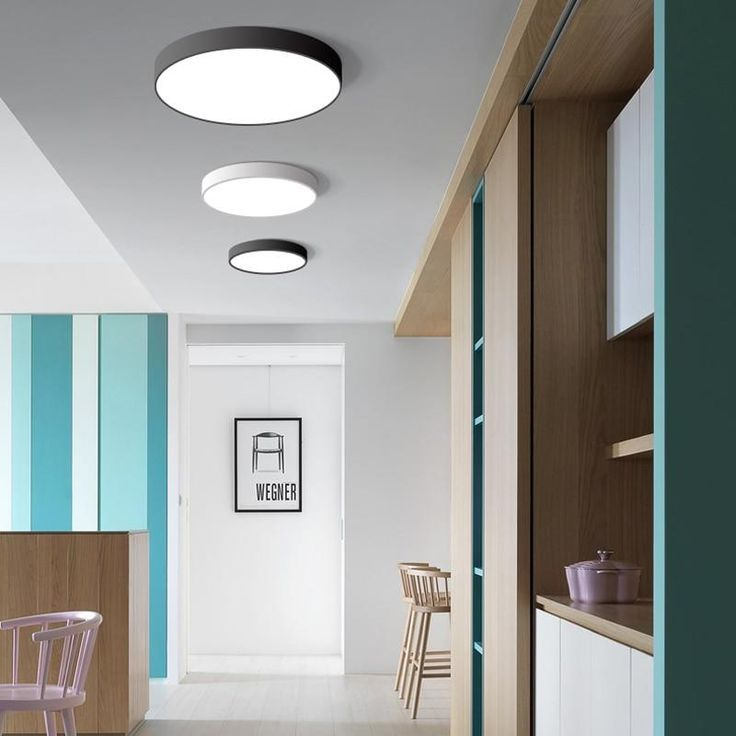 Led Ceiling Lights In 2020 Deckenleuchten Beleuchtung Decke