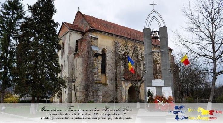 Biserica Franciscana din Baia de Cris