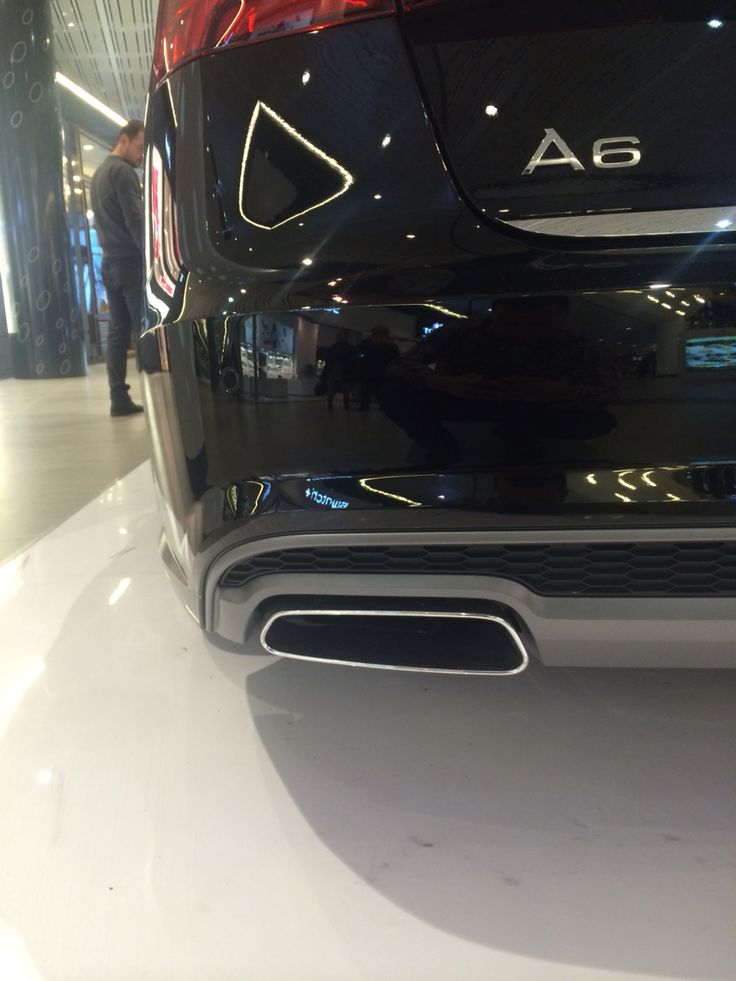 A6 2014 fl
