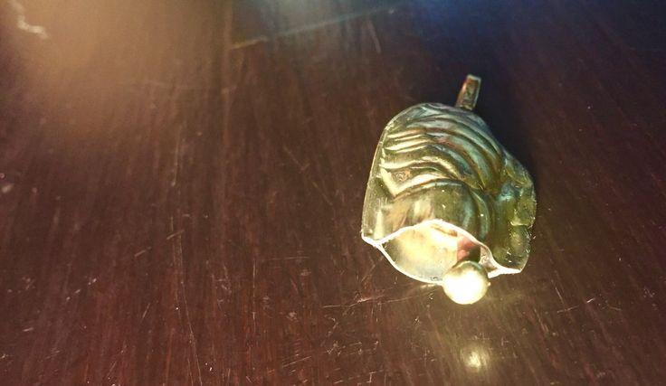 Ręcznie robiona zawieszka dzwonek Hand made jawellery