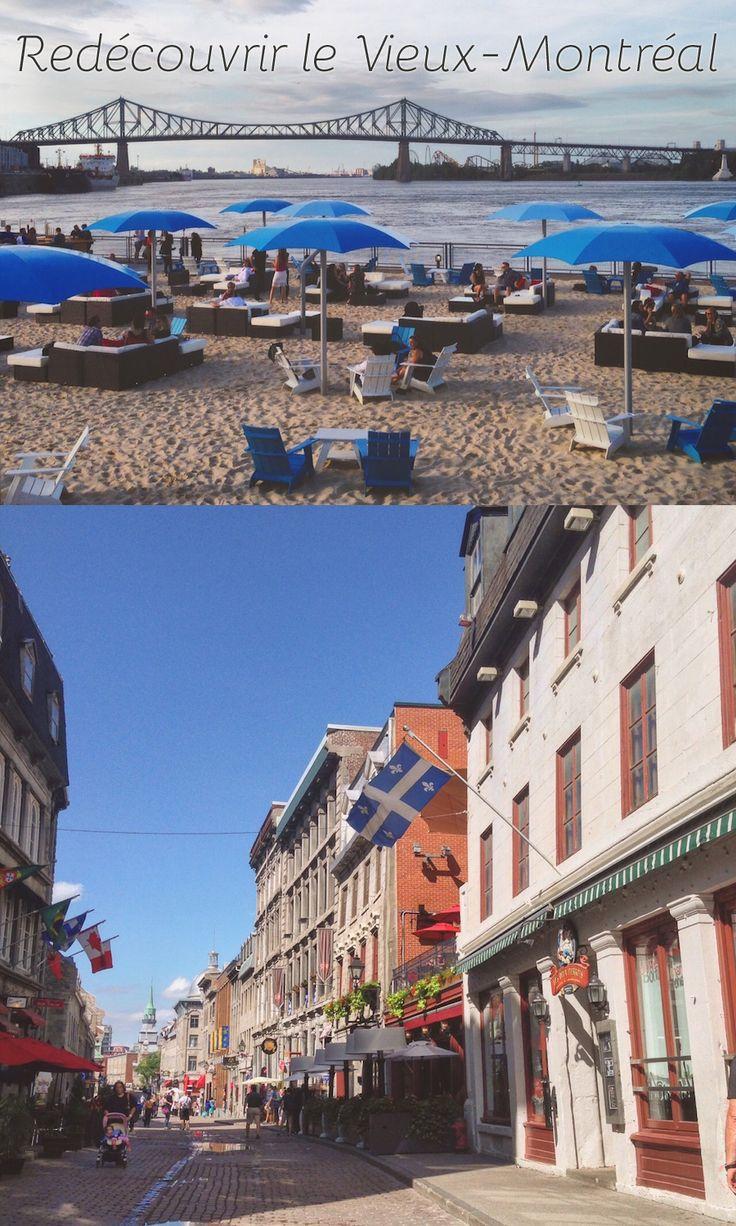 Même les Montréalais connaissent souvent bien mal le Vieux-Montréal. Voici mes coups de coeur récents, qui peut-être vous aideront à rapprivoiser ce magnifique quartier historique!