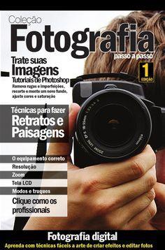 Livro de fotografia Manual básico de fotografia