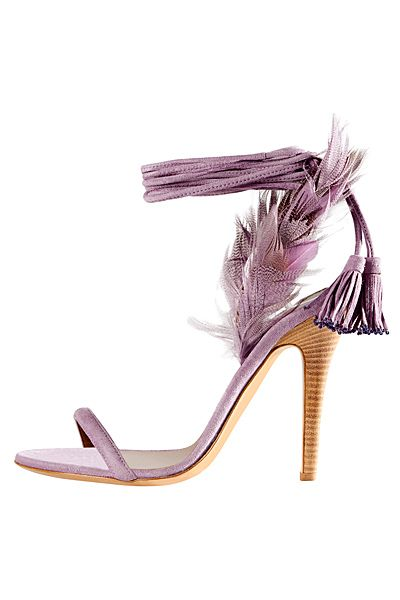 So kitschy! I'd wear it with a black shift dress! Etro - Women's Accessories - 2015 Spring-Summer