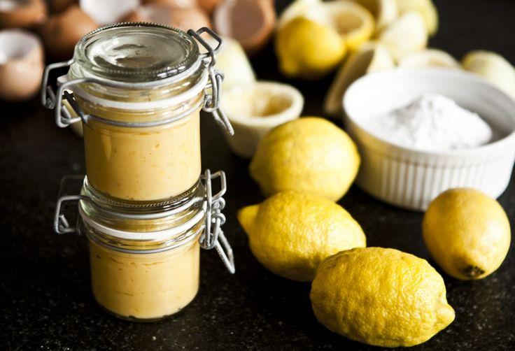 Kitchenette — Citrónový krém, lemon curd
