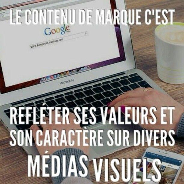"""Votre #contenu, votre identité de #marque ! """"Brand Content is illustrating your values & character on diverse visual media"""" #webmarketing #afropreneurs #pme #ContenuCaptivant #contentmarketing #seo #référencement #personalbranding #brandcontent"""