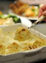 Cauliflower cheese - Cauliflower Cheese Recipe - Recipe for Cauliflower Cheese: Side Dishes, Chee Recipe, English Recipe, English Food, Easy Step, British Recipe, Cauliflowers Cheese, Cheese Recipes, Traditional British Food