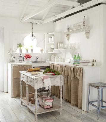 Deco trend: Ανοιχτά ράφια στην κουζίνα   deco , ιδέες διακόσμησης   ELLE