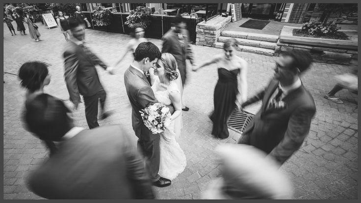 #VisualRoots #BlueMountain #WeddingParty