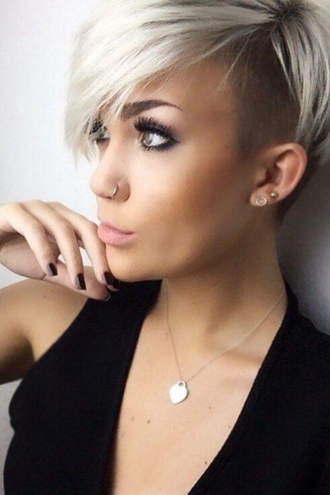 Kurze Frisuren – #frisuren #frisurenkurz #frisurenbilder #kurzehaare